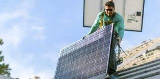 Hightech-Dachziegel sollen Solarmodule ersetzen