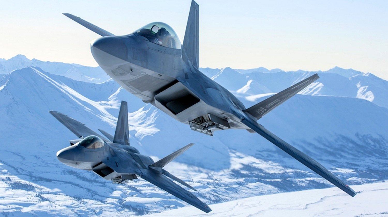 Das KampfflugzeugF-22 Raptor von Lockheed Martin gilt als derzeit bestes Kampfflugzeug der Welt. Gegen Bienen war es allerdings chancenlos.