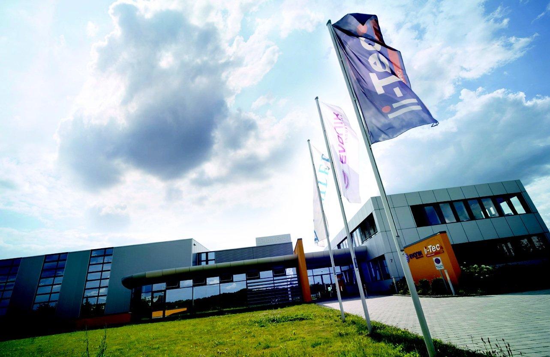 Li-Tec-Zentrale in Kamenz in Sachsen: Ende 2015 stellte Daimler die Produktion von Batterien bei der Tochter Li-Tec ein. Jetzt startet das Start-up Skeleton die Produktion von Energiespeichern in der Nähe von Dresden.