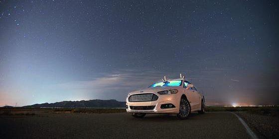 Ford-Vision: In 5 Jahren haben Taxen keinen Fahrer mehr