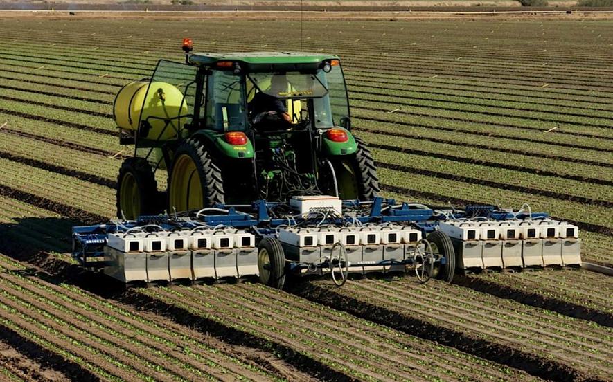 Agrar 2.0: Autonome Trecker und Drohnen auf dem Acker