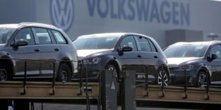 VW hat die Produktion des Golf gestoppt