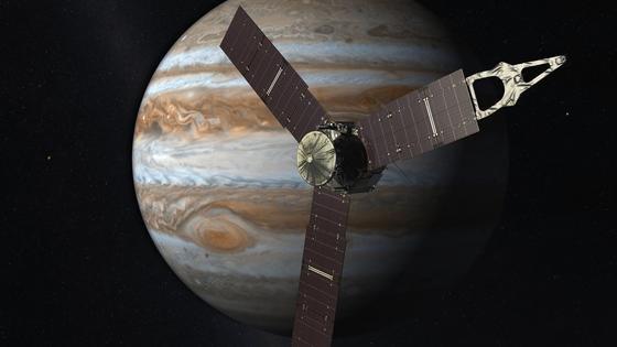 So nah wie nie zuvor hat am Wochenende die Raumsonde Juno den Riesenplaneten Jupiter passiert. Nur4.200 kmlagen zwischen ihnen. An Bord der Juno befindet sich die JunoCam. Deren Objektive hat die Schott AG mit Spezialgläsern ausgestattet, die der Strahlung besonders lange standhalten.