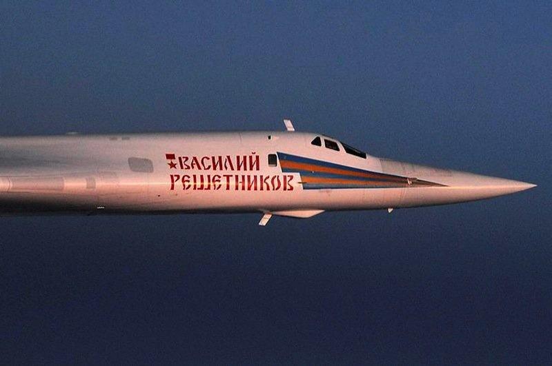 Blackjack erreicht eine Spitzengeschwindigkeit von 2220 km/h.