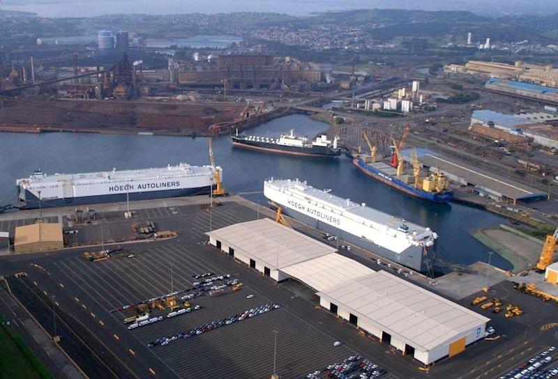 Auf einen neuen Autoliner wartet Höegh noch. Mit sechs Schiffen ist dieNew-Horizon-Flotte der Reederei dann komplett.