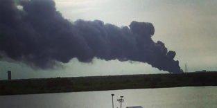 Rückschlag für SpaceX und Facebook: Rakete mit Satellit an Bord explodiert