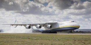 Künftig baut China das größte Frachtflugzeug der Welt