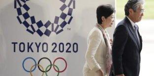 Tokio plant 2020 Olympia-Medaillen aus Elektroschrott