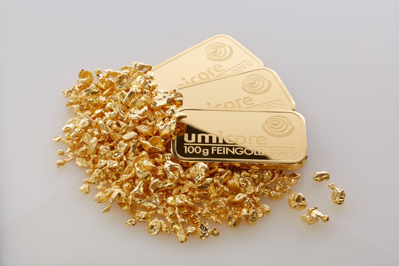 Im vergangenen Jahr sind weltweit 300 t Gold unverwertet im Elektroschrott auf Müllhalden gelandet.