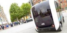 Fahrerloser Bus aus dem 3D-Drucker wird in Berlin gebaut