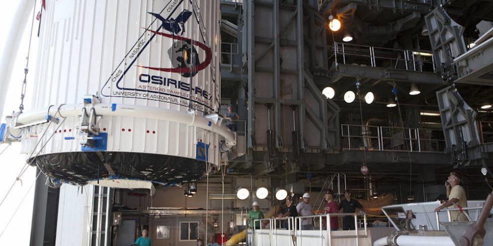 Nasa startet Jagd auf gefährlichen Asteroiden Bennu