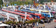 Berliner Bahntechnik-Messe InnoTrans mit Rekordbeteiligung