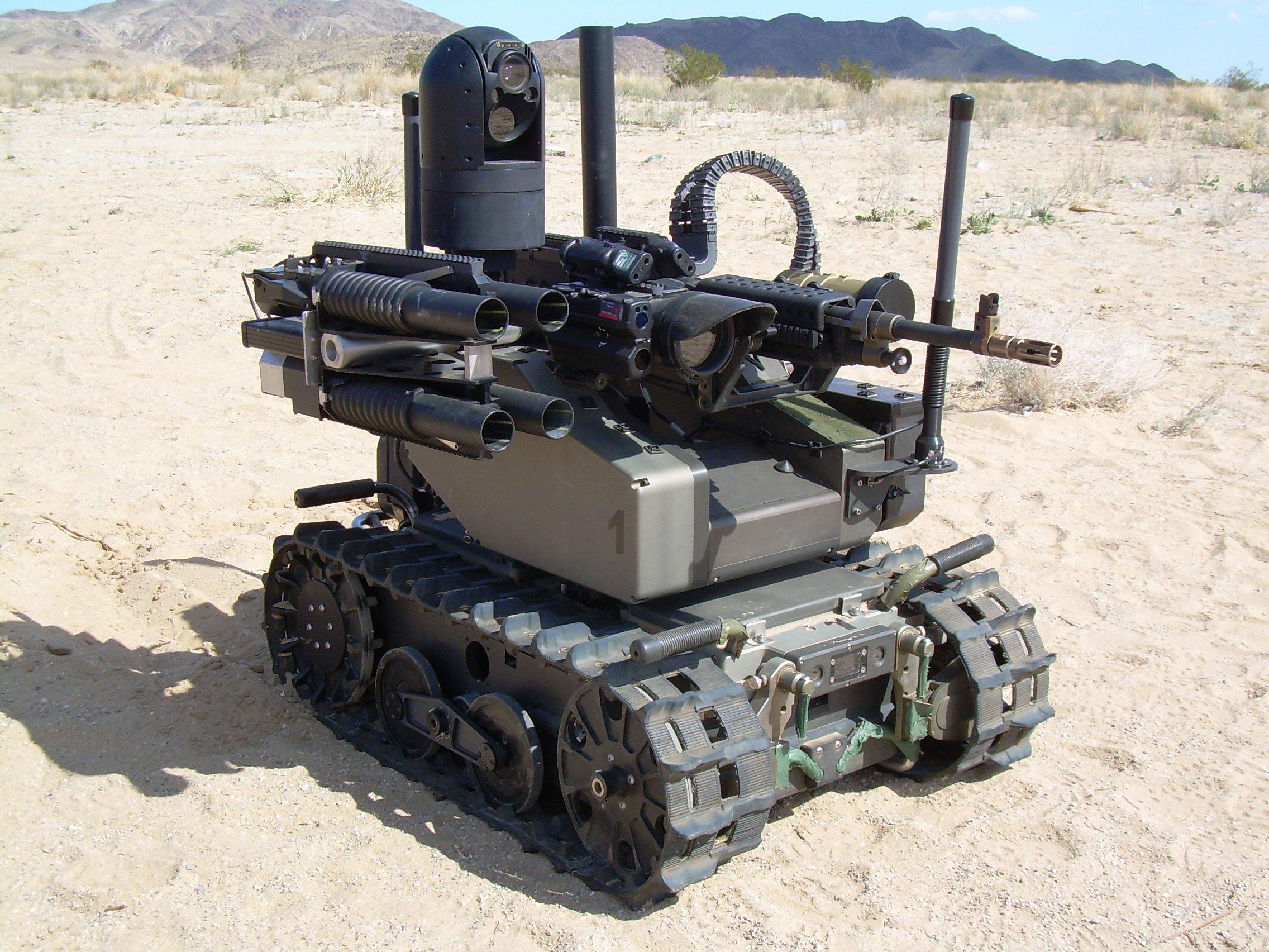 Das Maars-System lässt sich vermutlich auch schon für autonome Einsätze aufrüsten.