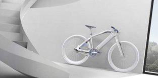 Dieses E-Bike ist eine Augenweide mit versteckter Technik