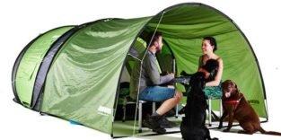 Cinch! Warum Camper dieses Zelt schon jetzt so lieben