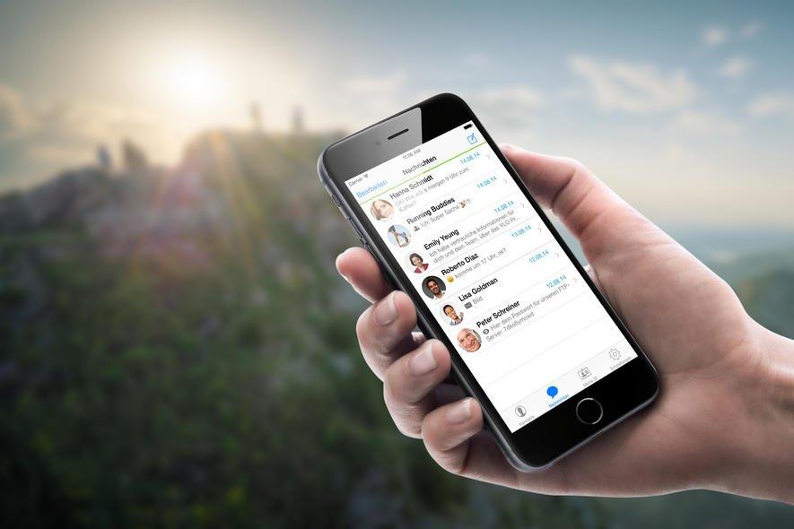 Der Schweizer Messenger Threema wirbt seit Jahren damit, besonders sicher zu sein. Seinen Quellcode veröffentlicht der Dienst aber nicht.