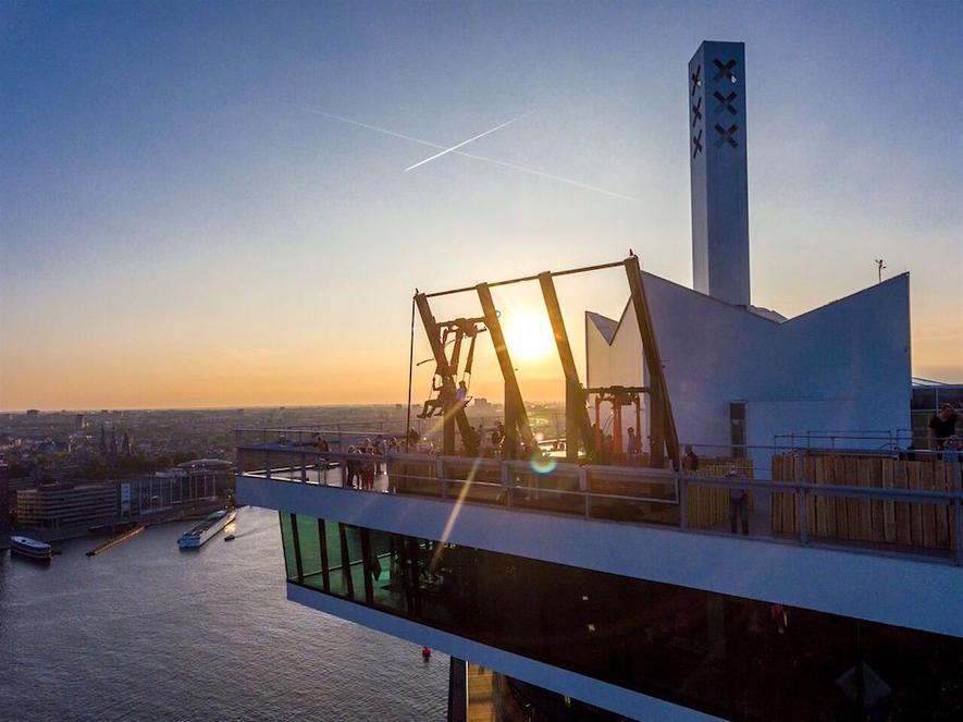 Autonome Boote sollen Touristen und Waren durch Amsterdam schippern