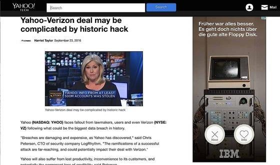 Hacker sollen die Daten von 500 Millionen Yahoo-Nutzern gestohlen haben. Jetzt sollten alle Besitzer von Accounts bei Yahoo, Flickr und Tumblr ihre Zugangsdaten überprüfen.