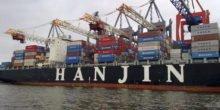 O du fröhliche: Reederei-Pleite bedroht Weihnachtsgeschäft
