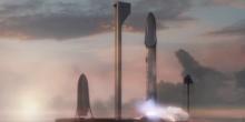Elon Musk will in nur 80 Tagen zum Mars fliegen