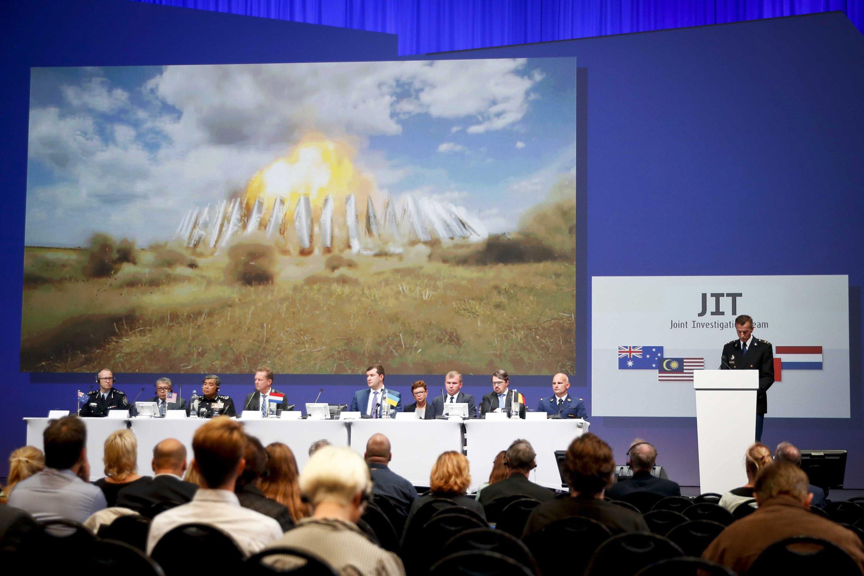 Ein internationales Ermittlerteam hat zahlreiche Beweise dafür gefunden, dass pro-russische Rebellen vor zwei Jahren Flug MH17 über der Ostukraine mit einer russischen Rakete abgeschossen haben. Die Rakete wurde aus Russland geliefert.