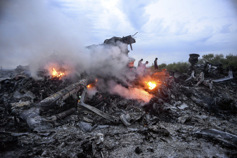 Vor zwei Jahren kamen 298 Menschen beim Absturz einer Boeing 777 in der Ostukraine ums Leben. Der Flug MH17 der Malaysia Airlines war auf dem Weg von Amsterdam nach Kuala Lumpur.
