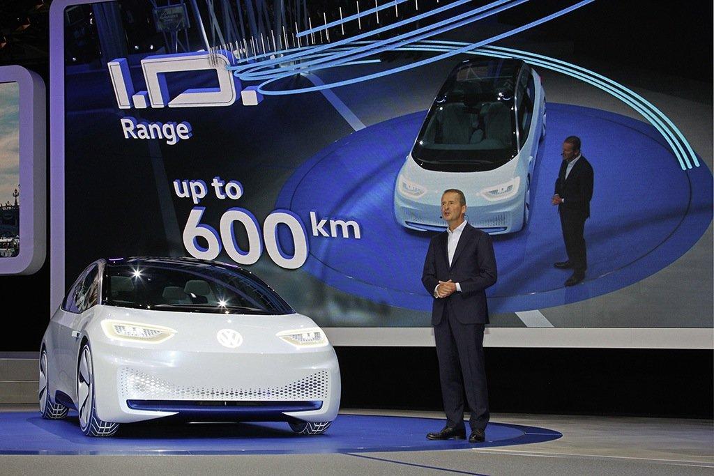 Bis zu 600 Kilometer Reichweite verspricht Volkswagen.