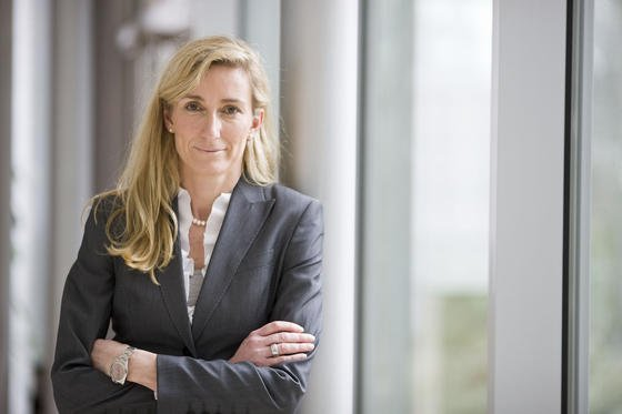 Anette Bronder, CEO Digital Division bei T-Systems International.