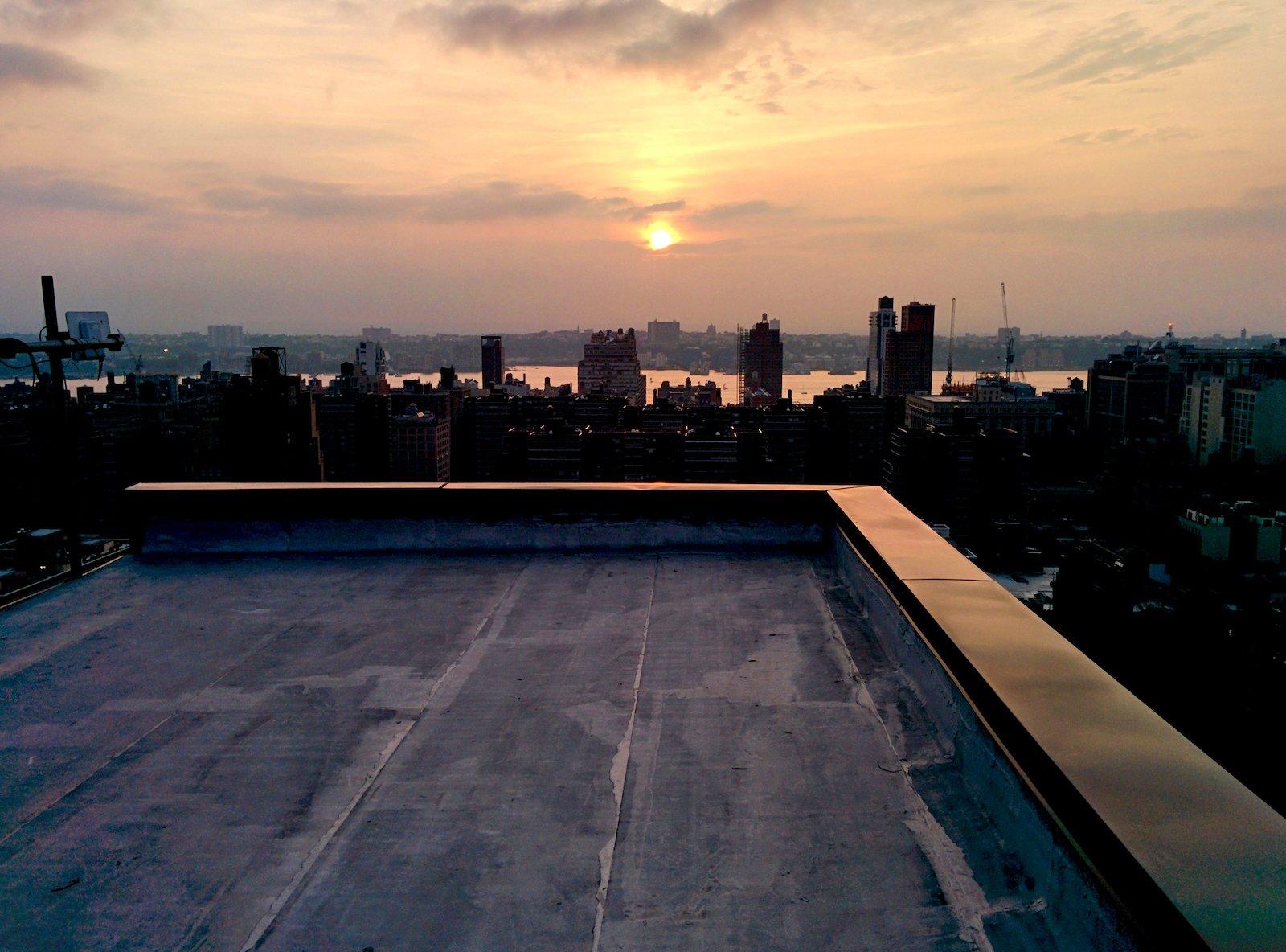 Platz für die Mini-Häuser ist auf den Dächern der Großstädte vorhanden.