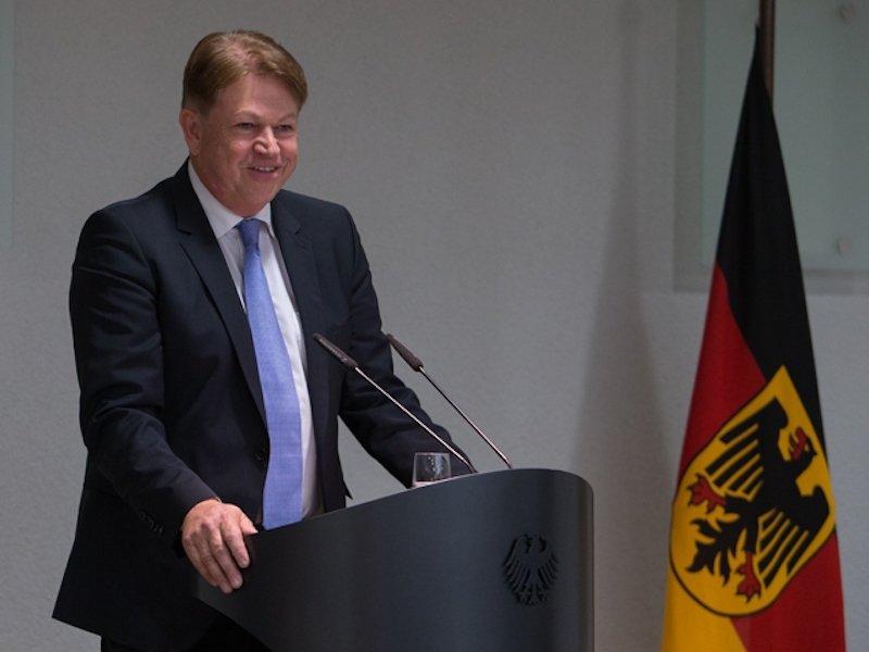 Klaus Hardy Mühleck, von Hause aus Ingenieur, leitet die neue Abteilung Cyber- und Informationstechnik (CIT).