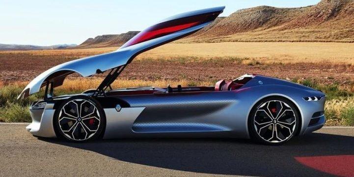 e auto von renault dieser sportwagen ist wie gemacht f r. Black Bedroom Furniture Sets. Home Design Ideas