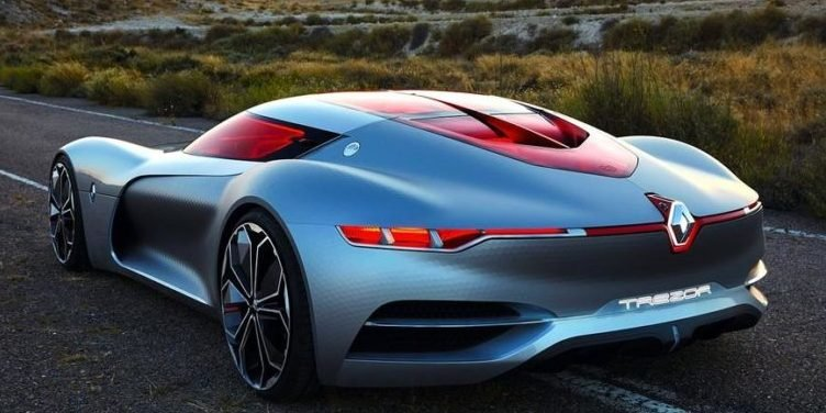 E-Auto von Renault: Dieser Sportwagen ist wie gemacht für James Bond