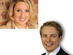 Anna Mirbach und Jost Philip Bade gaben hilfreiche Tipps.