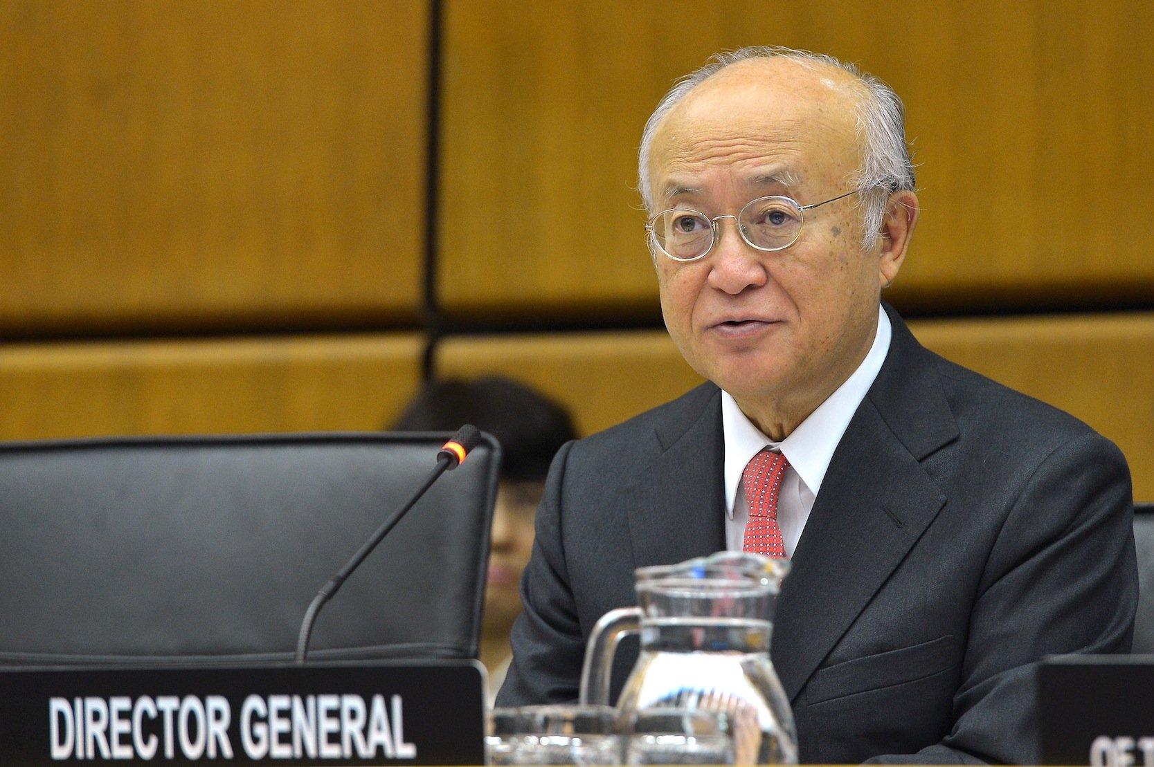 Yukiya Amano, Generalsekretär der Internationalen Atomenergie-Organisation (IAEO) in Wien, hat eingeräumt, dass es Hackern bereits gelungen ist, in Atomanlagen einzudringen und für Probleme zu sorgen.