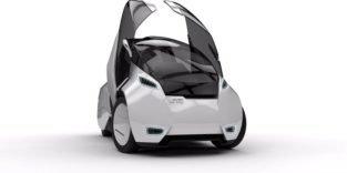 Dieses Elektroauto hat keine Pedale, keinen Tacho und wiegt nur 400 kg