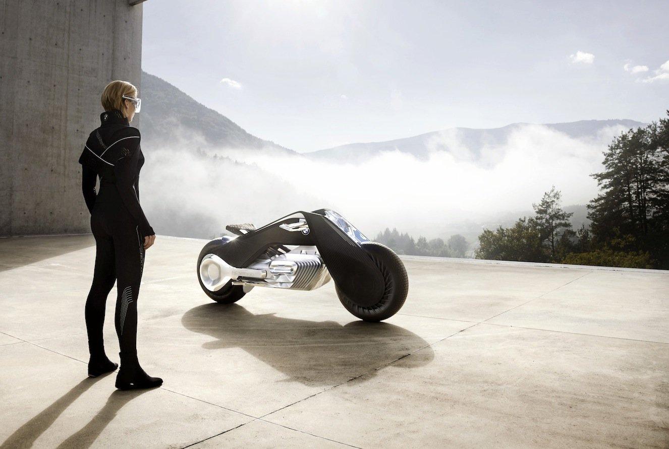 Obwohl noch nicht klar ist, was für ein Antrieb zurVision Next 100 passt: Aussehen soll der Antrieb auf jeden Fall wie ein Boxer-Motor.