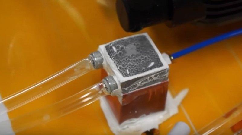 Roboter Kengoro wurde mit einem neuartigen Kühlsystem ausgestattet.