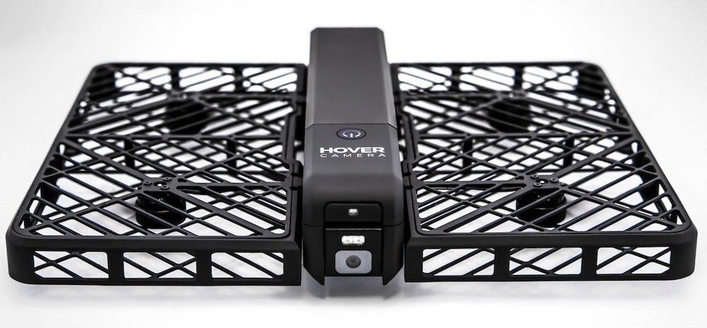 Hover Camera Passport: An Bord ist eine 13-Megapixel-Kamera, die 4K-Videos aufzeichnet. Kostenpunkt: 549 $.