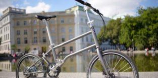 Dieses Faltrad ist ein E-Bike – und lädt sich selbst wieder auf