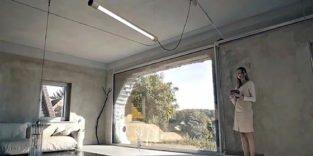 Mit Licht 1 wird die Leuchtstoffröhre smart und salonfähig