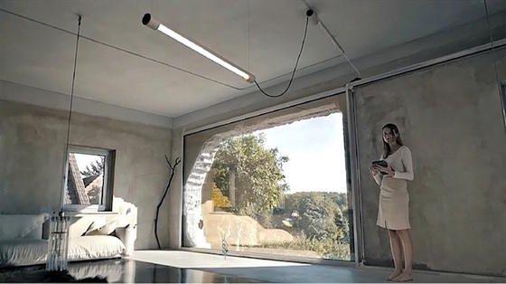 Licht 1 von Kiën: Diese Lampe kann mehr, als ihr reduzierter Look vermuten lässt.