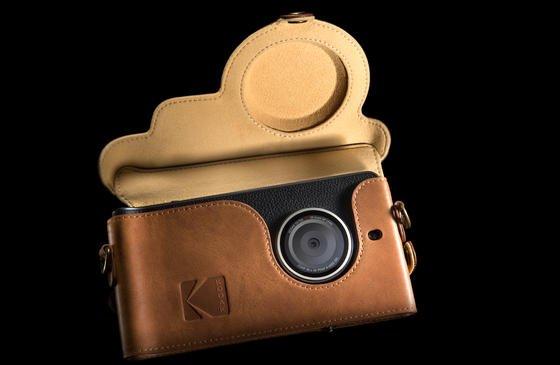Für Kodak ist es die Wiedergeburt eines Klassikers: Das Smartphone Ektra erinnert an die legendäre Kompaktkamera von 1941.