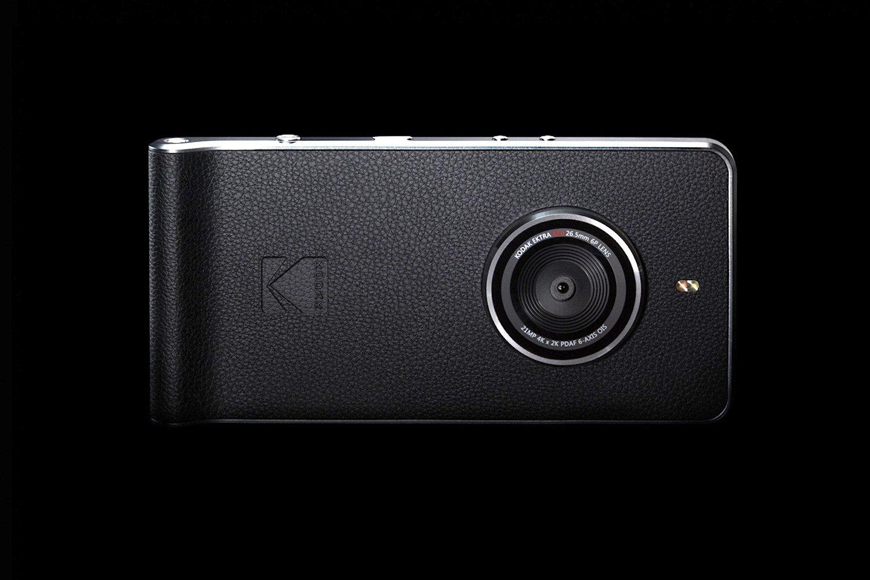 Herzstück der Ektra ist ein großer Kamerasensor mit f2.0-Blende, der eine Auflösung von 21 Megapixeln ermöglicht.