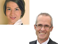 Mareile Ried und Rolf Klausmann gaben hilfreiche Tipps.