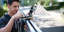 Ingenieure spüren mit Drohne und Radar Landminen auf