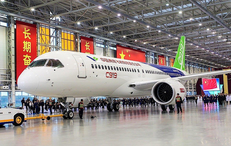 Die chinesischen Flugzeugbauer wollen unabhängiger werden von ausländischen Zulieferern und bauen deshalb eine zivile Triebwerkproduktion auf.