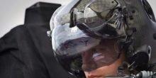 Der wohl teuerste Piloten-Helm der Welt