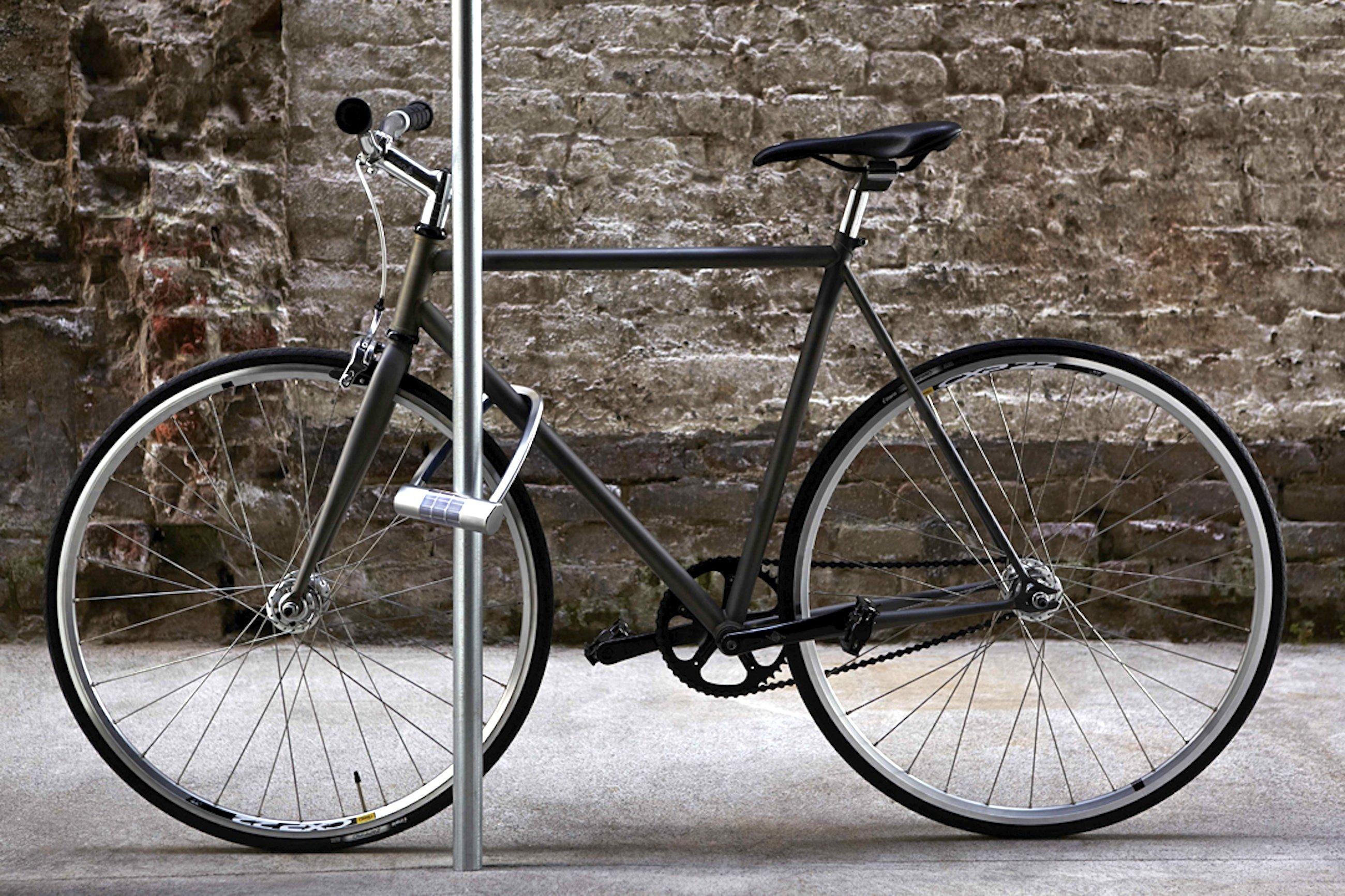 Dieses Fahrradschloss bringt Diebe zum Kotzen - ingenieur.de