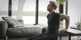 Flexibler Akku im Pullover kann sich selbst reparieren