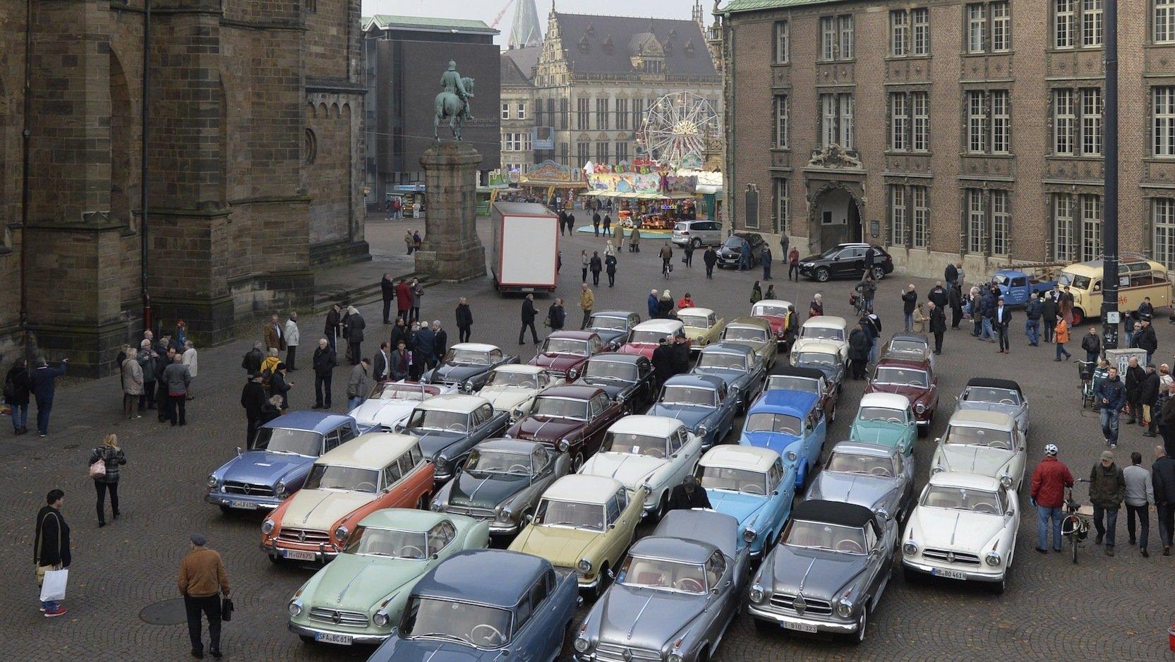 Borgward zurück in Bremen: An der Weser will der 1961 pleite gegangene Hersteller wieder eine Fertigung aufbauen.